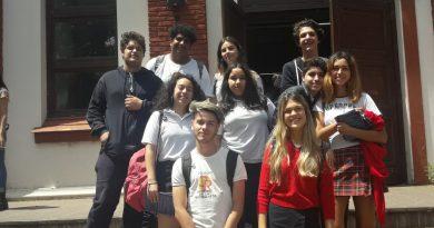 Conversatorio en la ExEsma – La escuela va a los juicios
