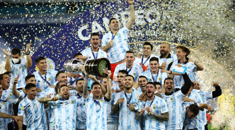 Gol de la reconquista: la comunidad del colegio vibró con la Copa América
